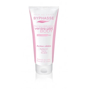 Gel Lipo reductor vientre plano Byphasse 200ml